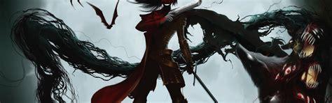 Hellsing Anime Wallpaper - hellsing alucard wallpaper 49 images