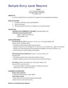 curriculum vitae sle for waiter resume help waitress