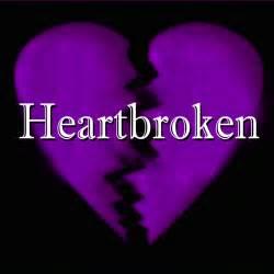 Sad Broken Heart Poems