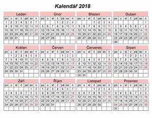 Kalendar Na Rok 2018 takvim kalender HD