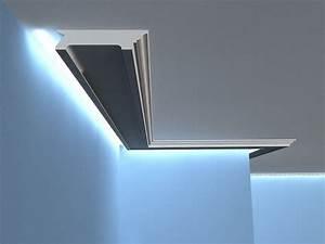Led Lichtleiste Decke : lichtleiste lo 14 deckenprofil led ~ Markanthonyermac.com Haus und Dekorationen