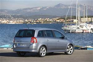 Fap Opel Zafira : fiche technique opel zafira ii 1 7 cdti 125ch fap connect pack l 39 ~ Carolinahurricanesstore.com Idées de Décoration