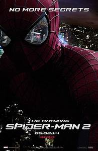 The Amazing Spider-Man 2 Teaser Poster #2 by Enoch16 on ...