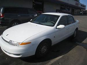 Buy Used Saturn Ls1 Sedan White 2000 With Remote Start L