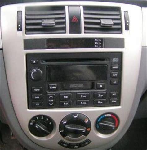 2004 Suzuki Verona Radio Code by Ramki Radiowe Głośnikowe Suzuki Suzuki Forenza Reno