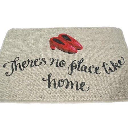 theres no place like home doormat theres no place like home doormat walmart