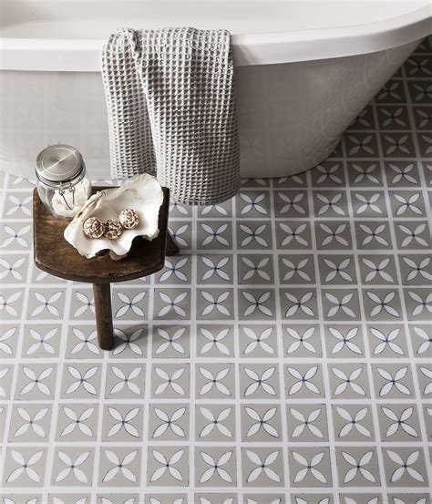 Vinyl Tile For Bathroom Floor by Pin By Tawnya Mork On My White Picket Fence