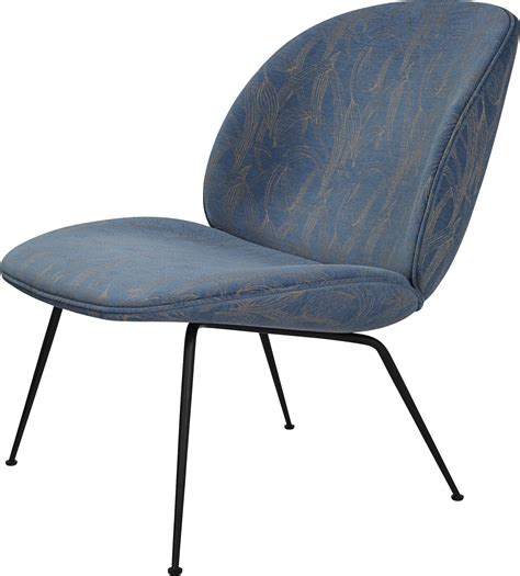 gubi beetle lounge chair gamfratesi
