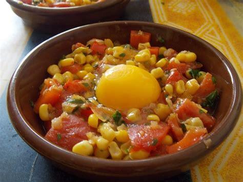 recette oeufs flamenco le blog cuisine de samar