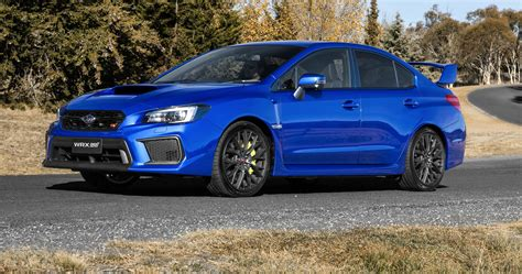 2018 Subaru Wrx, Wrx Sti Pricing And Specs