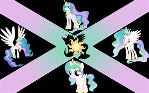 My Little Pony Princess Celestia number My Little Pony ...
