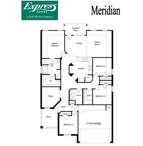 fresh dr horton homes floor plans  home plans design