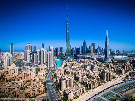 Dubai Downtown Square | Dronestagram