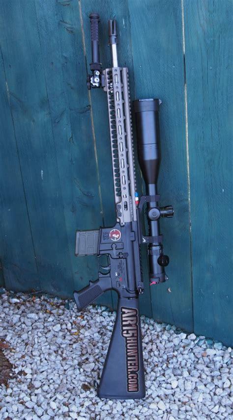 Range Report  Black Hills 556mm 77gr Tmk  Ar15 Hunter