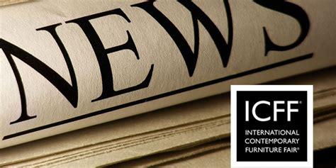 design news new pieces in the icff 2014 miami design district
