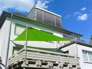 Sonnensegel Kleinen Balkon : sonnenschutz alternativen zum sonnenschirm pina design ~ Markanthonyermac.com Haus und Dekorationen