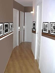 Peindre Un Couloir : couloir tout moche repeindre home decor id e d co ~ Dallasstarsshop.com Idées de Décoration