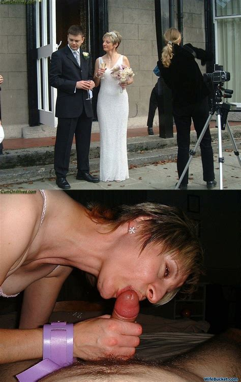 Before After Nudes Of Sexy Amateur Brides Some Home Porn