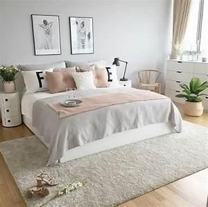 1001 idees pour chambre rose et gris les nouvelles With chambre grise et rose