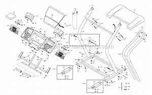 Nordictrack Ntl10842 Parts List And Diagram