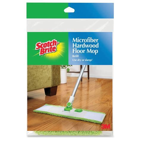 Hardwood Floor Mop Refill   LD Products