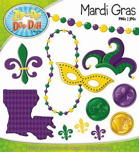 Mardi Gras Party Clip Art – Cliparts