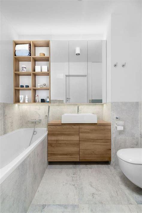 Spiegelschrank Für Kleines Bad by Moderne Badezimmergestaltung 30 Ideen F 252 R Kleine B 228 Der Bad