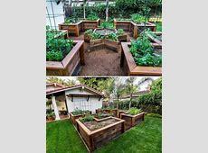 30+ Raised Garden Bed Ideas Hative
