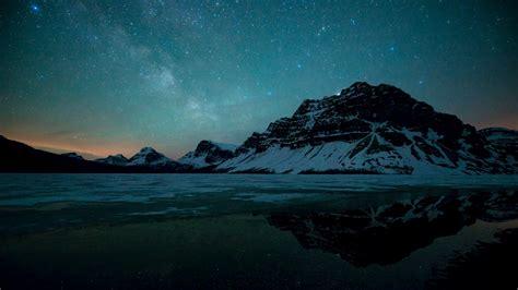 Milky Way Lake Wallpapers