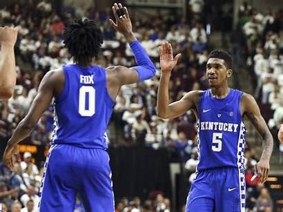 Kentucky Basketball Fox Monk Nba Malik Wildcats