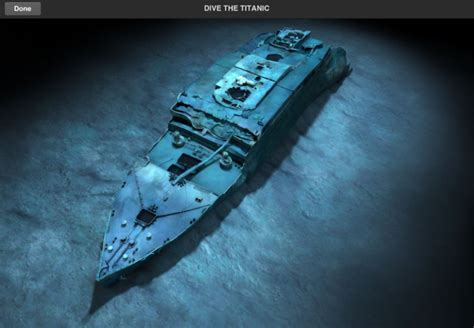 Titanic Sinking Animation 2012 by Titanic Week Wrap Up Wired