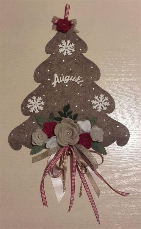 felt christmastree  images felt crafts christmas