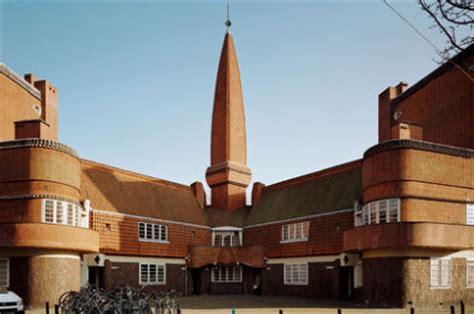 Museum T Schip Amsterdam by Architectuurwandeling Amsterdamse School Architectuur Nl