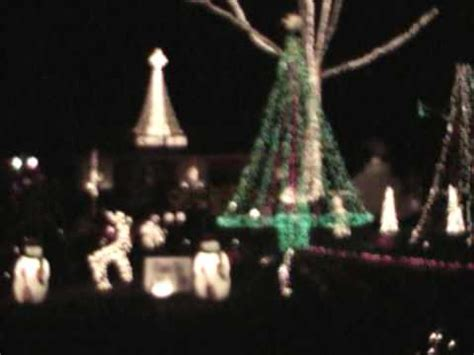 lake myra christmas lights wendell nc show created by