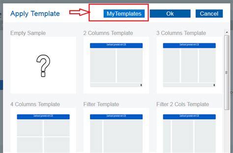 Create Templates Pentaho by Hitachi Vantara Pentaho Bi Suite Tutorials Learn How To