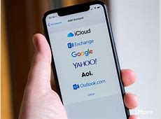 How to set up mail, contacts, and calendars on iPhone and