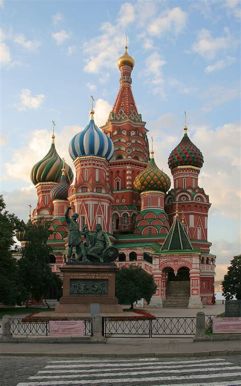 Saint Basil's Cathedral Wikipedia