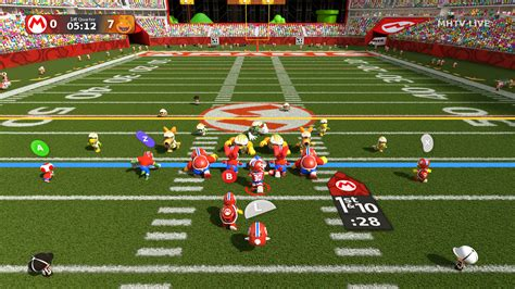Fan Imagines What Super Mario American Football Would Look