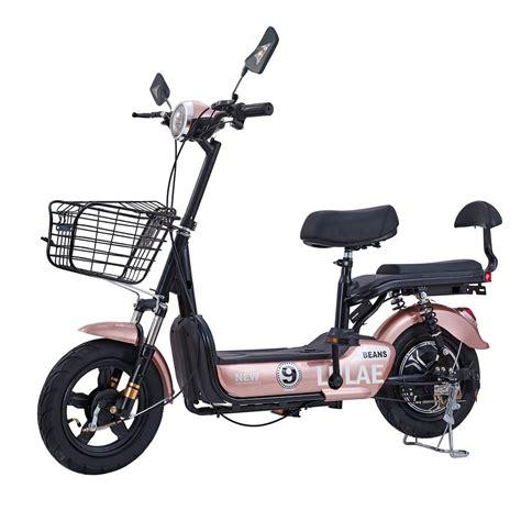 LULAE V9 รถไฟฟ้าผู้ใหญ่จักรยานไฟฟ้า Electric Bicycle มี ...
