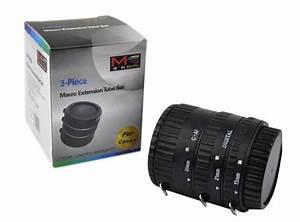 2019 Meike Auto Focus Macro Extension Tube For Canon Eos