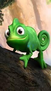 Chameleon Pascal From Tangled