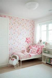 Wandgestaltung Für Kinderzimmer : m dchenzimmer gestalten fein on andere f r kinderzimmer ~ Michelbontemps.com Haus und Dekorationen