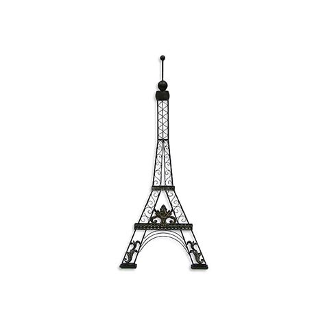 Home decor ❤ liked on polyvore (see more eiffel tower home decor). Eiffel Tower Metal Wall Art | Bed Bath & Beyond