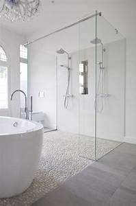 Mosaique Pour Salle De Bain : id e d coration salle de bain carreaux mosaique imitant ~ Premium-room.com Idées de Décoration