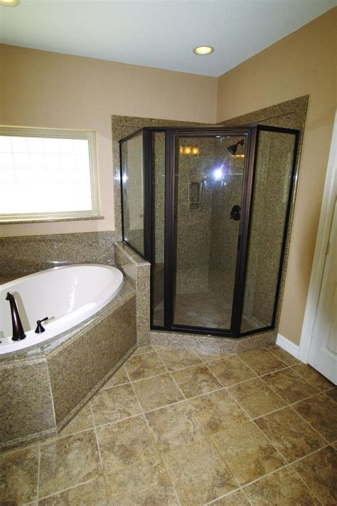 cultured marble tub surrounds corner granite shower above made to order cultured
