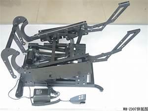 China Motorized Lift-up Sofa Mechanism  Wm-zd07