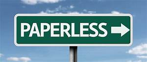 Top 10 Reasons To Go Paperless