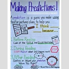 25+ Best Ideas About Prediction Anchor Chart On Pinterest  Making Inferences, Inference Anchor