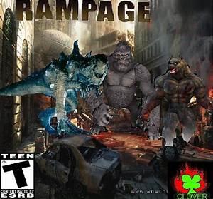 Rampage 2013 Game Fantendo Nintendo Fanon Wiki