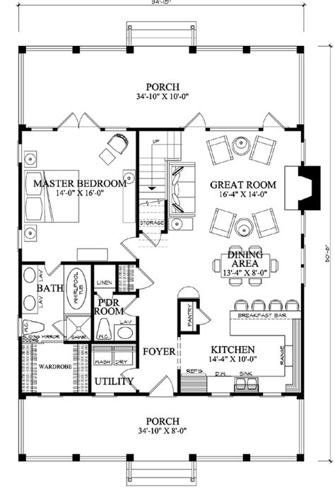 farmhouse floor plans house plan 86101 at familyhomeplans com